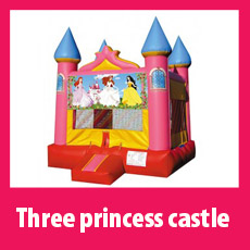 FB-THREE PRINCESS